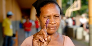 Elections in Timor-Leste