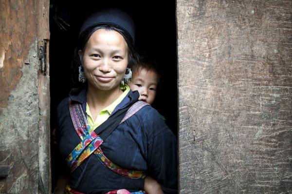 IndigenousWomanVietnam