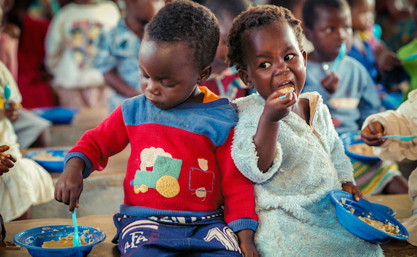Return to Senzani - Saving Infants from the Effects Of AIDS